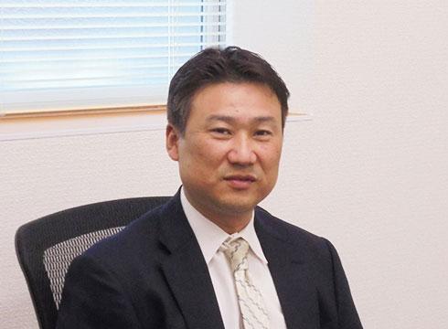 代表取締役 十川正啓
