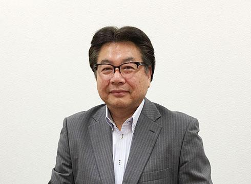 取締役本部長 濱畑 要